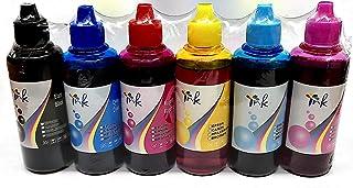 100 ml 6 colour set normal ink for inkjet printer