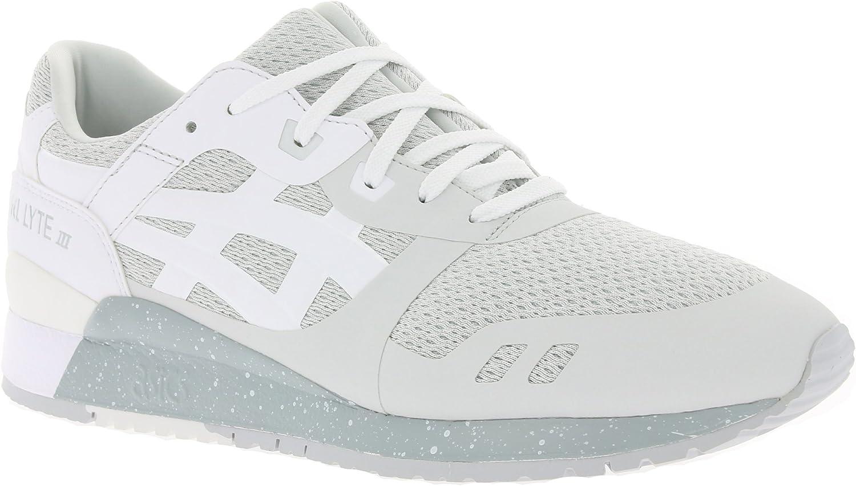 ASICS Gel-Lyte Iii Ns Trainers White 10 UK