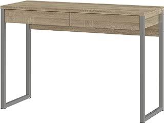 Tvilum Walker 2 Drawer Desk, Oak Structure