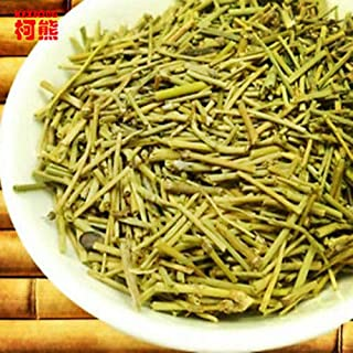 250g (0.55LB) Pure Raw Natural Ephedra Sinica Tea Ma Huang Herbal Tea Health Care Aging Herbal Tea Botanical Tea Herbs Tea Green Tea Raw Tea Sheng cha Green Food Health Tea Chinese Tea