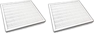 Nispira Replacement True HEPA Filter with Pre Filter Compatible with Pure Zone Purezone 3-in-1 Air Purifier, 2 Filters