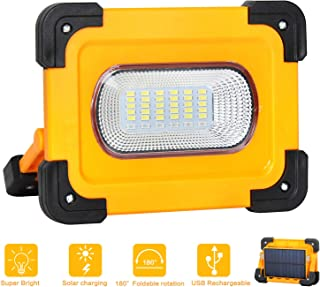 Best solar led work light Reviews