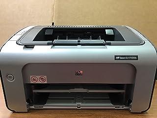 HP Impresora HP LaserJet P1006 - Impresora láser (Laser, 5000 páginas por mes, Hasta 16 ppm, Sólo 9 segundo, 8 MB, 8 MB)