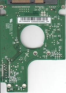 WD1600BEVT - 11ZCT0, 2061-701499-E00 corriente alterna, WD SATA 2.5 PCB