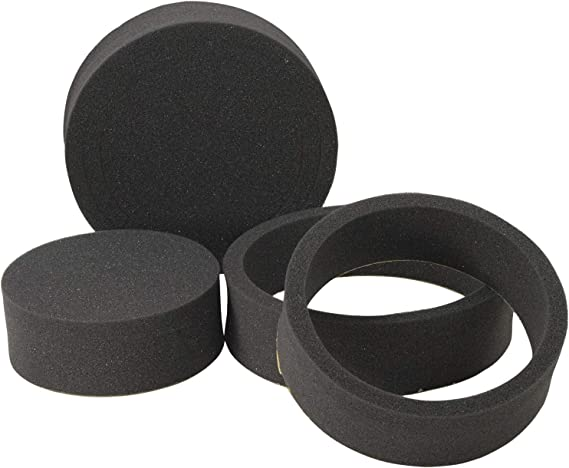 Road Kill RKFR6 3 Piece Foam Speaker Enhancer System Kit for 6