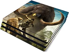 Decorative Video Game Skin Decal Cover Sticker for Sony PlayStation 4 Pro Console PS4 Pro - Far Cry Primal