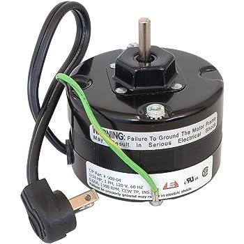 Electric Fan Motor for Broan Nutone 35738 35738000 Vent Hood