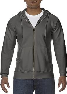 Men's 9.5 Oz. Full-Zip Hooded Sweatshirt