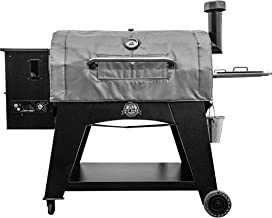 PIT BOSS 74122 Insulated Blanket for 1000 and 1100 Series Grills, Grey