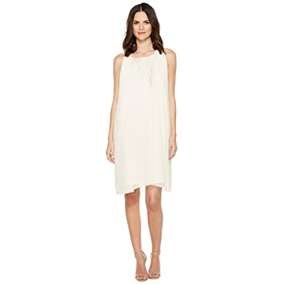 NIC+ZOE Mid-Century Dress (Sandshell) Women