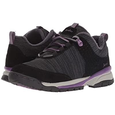 Jambu Zora (Black/Purple) Women