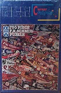 Take Me Out to the Ball Game 750 Piece Jigsaw Puzzle