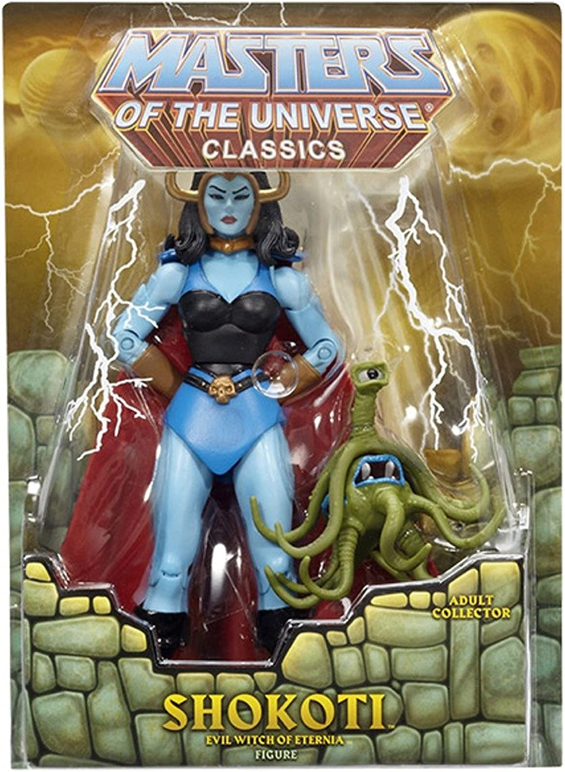Masters of the Universe Classics Actionfigur  Shokoti