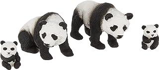 Panda Family, Terra and B Toys, Multi Color