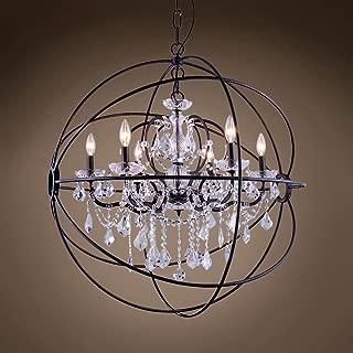 Best silver orb chandelier Reviews