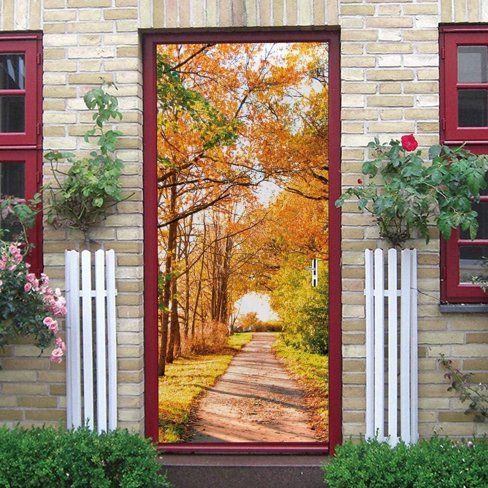 DIY Door Wall Stickers Ranking TOP4 Murals Art Max 87% OFF Post 34.6