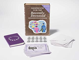 Beetlejuice: Handbook for the Recently Deceased Deluxe Note Card Set (With Keepsake Book Box): With Book Box