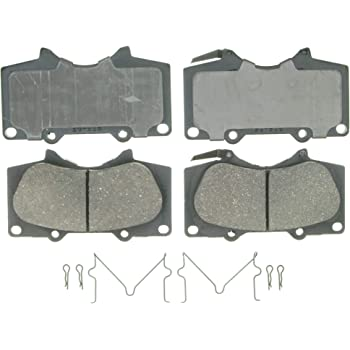 Centric 105.0601 Posi-Quiet Ceramic Brake Pad with Shims