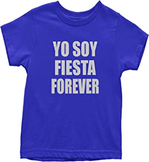 Expression Tees Yo Soy Fiesta Forever Youth T-Shirt