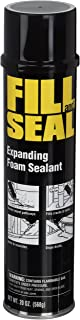 Dow Chemical 157860 Fill and Seal Triple Expanding Sealant, 20 Oz, Can, Tan, Mild, Foam