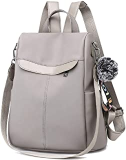 PAGWIN Cute Style Female Student Oxford Waterproof Anti Thief School Bags Backpack Girls Daily Backpack Sling Bag (PG-011...