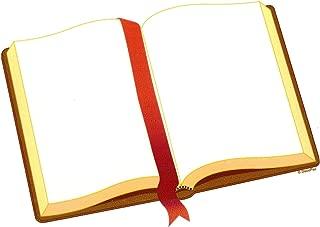 1/4 Sheet ~ Open Bible Birthday ~ Edible Cake/Cupcake Topper!!!
