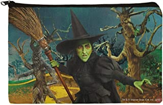 Wizard of Oz Wicked Witch Character Pencil Pen Organizer Zipper Pouch Case