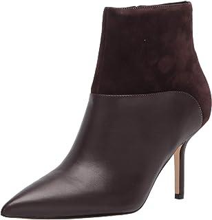 Nine West Women's wnEddie Fashion Boot, Brown, 7.5