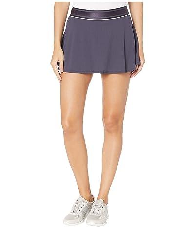 Nike Court Dry Skirt Flouncy (Gridiron/White/Gridiron) Women