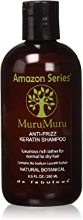 Amazon Series MuruMuru Anti-Frizz Keratin Shampoo (luxurious