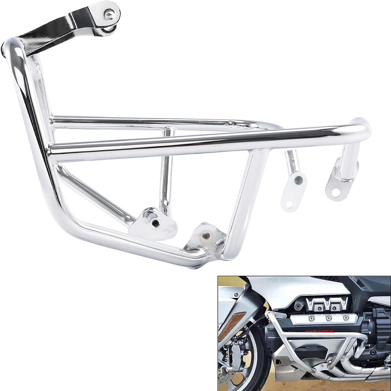 XFMT Motorcycle Chrome 5% OFF Engine Guard Highway Super sale period limited Crash Bar for Honda