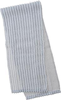 マーナ(MARNA) ボディタオル グレー 18×90 泡工場ボディタオル かため B699GY