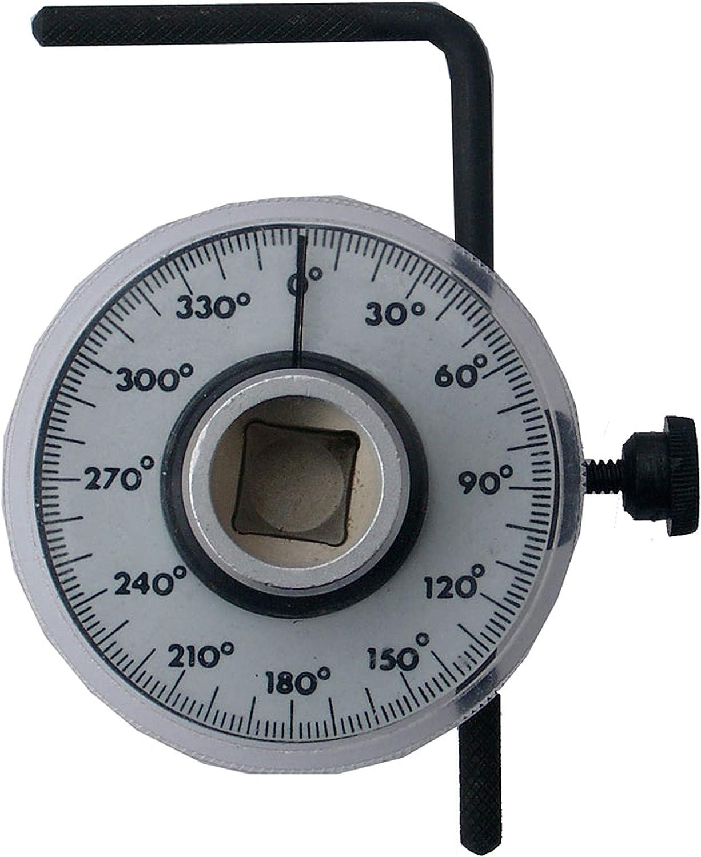BGS 3084 | Goniómetro | entrada 12,5 mm (1/2