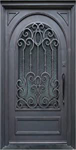 Love That Door - Single Steel Door 2 (Midnight)