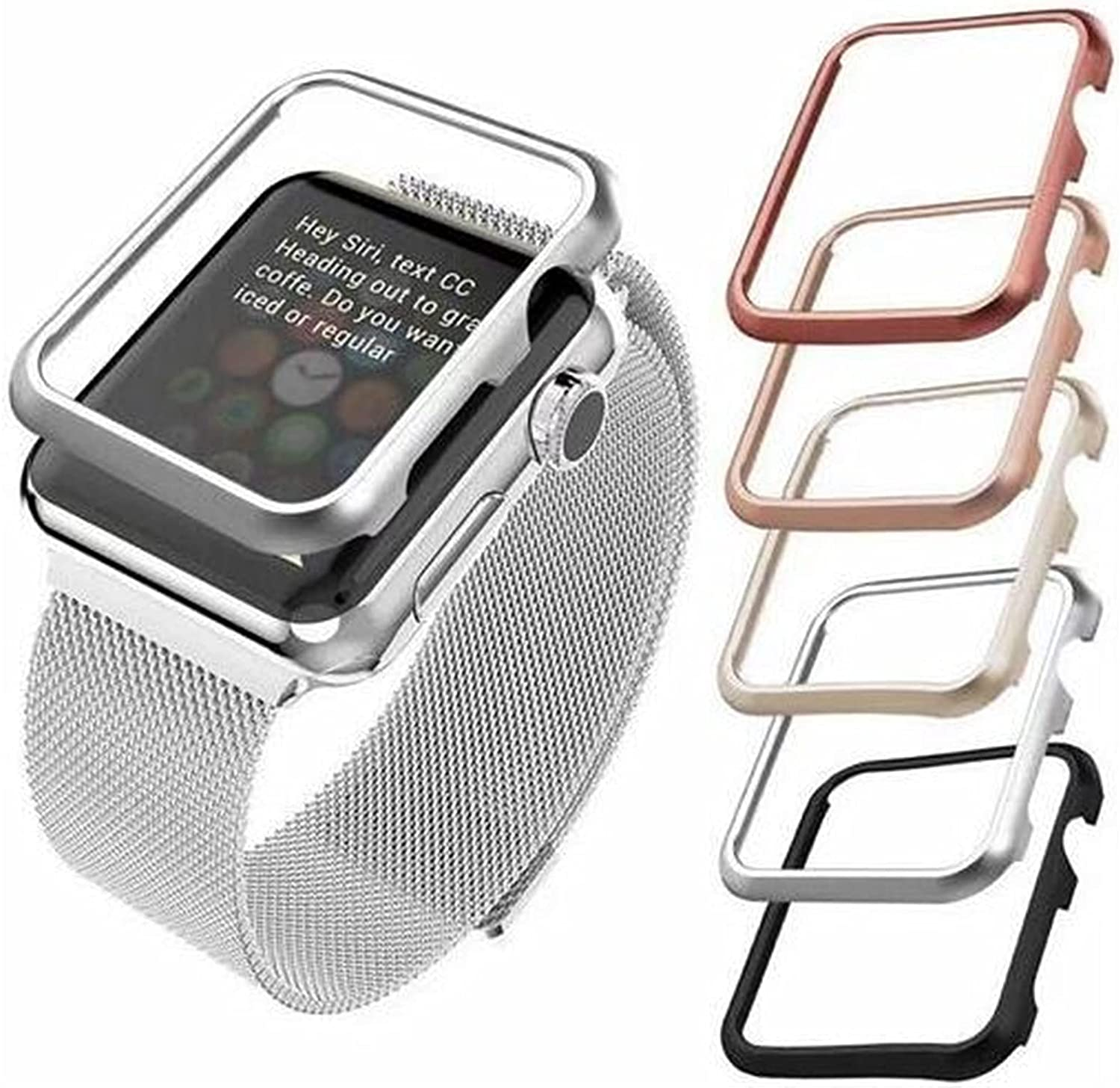 JJBFAC Case Cover for Watch Band Daily bargain sale 40mm free shipping 42mm 38mm S 44mm