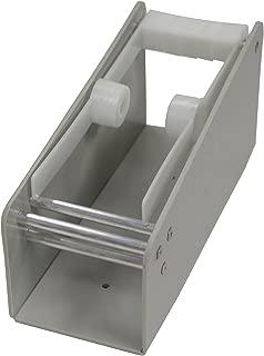 DayMark Plastic Label Dispenser Rack, Holds 1 Roll of 2