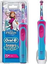 Oral-B Stages Power Brosse à Dents Électrique Avec Personnages de La Reine des Neiges