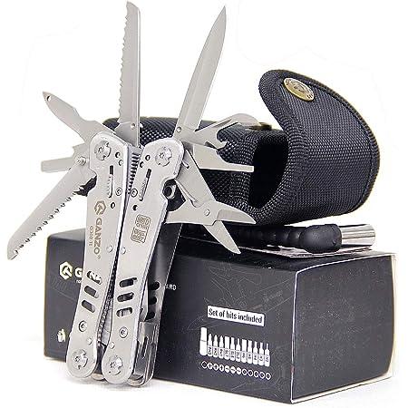 GANZO G202 Multi Tool Toolkit Home Outdoor Usefull Screwdriver Kit Multi Pliers