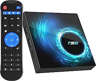 [2020 Upgrade] Android 10.0 TV Box, T95 Android Box 4GB RAM 32GB ROM Allwinner H616 Quad-core Smart Android TV Box 64bit, ...