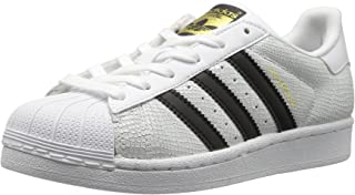 adidas Originals Kids' Superstar Reptile J Running Shoe