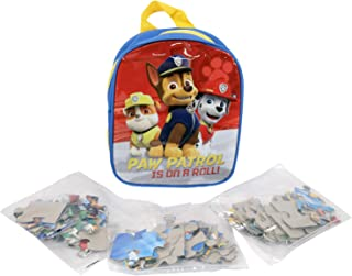 Paw Patrol Activities Stickers Puzzle Pack Backpack