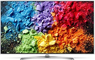 LG 55 Inch TV Smart Super UHD Black - 55SK7900PVB