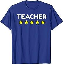 Five Star ESL Teacher Uniform Gift Shirts English Online T-Shirt