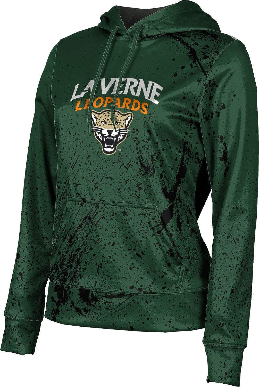 ProSphere University of La Verne Girls' Pullover Hoodie, School Spirit Sweatshirt (Splatter)