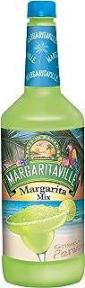 Margaritaville Margarita Mix, 1 Liter Bottle (Pack of 6)