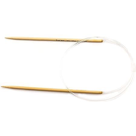 "Clover Bamboo 48/"" Circular Knitting Needles 2,4"