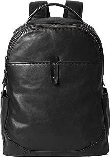 Sharkborough Damier León Men's Backpack Genuine Leather for Casual Daypacks, Business, Travel