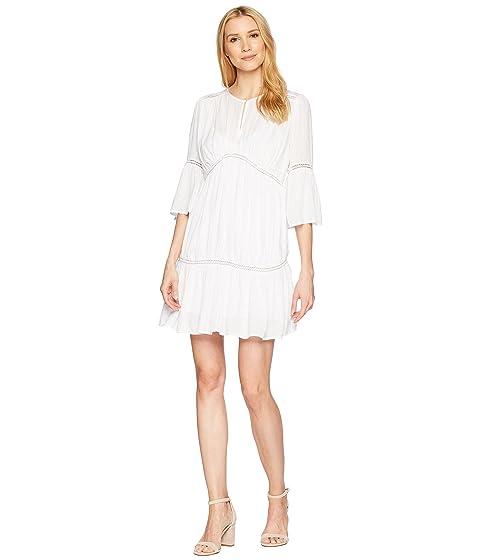 Brand Lucky White Hazell Vestido Lucky RqxFYx