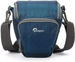 Lowepro Zoom 45 AW II Cubierta de Hombro Azul - Funda (Cubierta de Hombro, Universal, Tirante para Hombro, Azul)