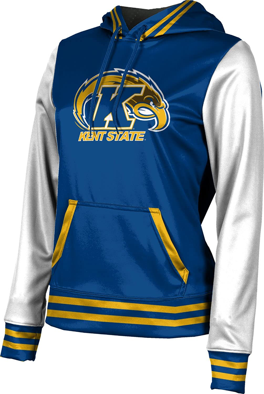 ProSphere Kent State University Girls' Pullover Hoodie, School Spirit Sweatshirt (Letterman)